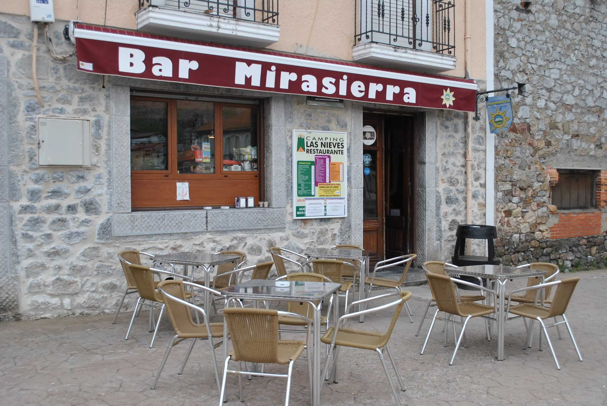 Bar Mirasierra